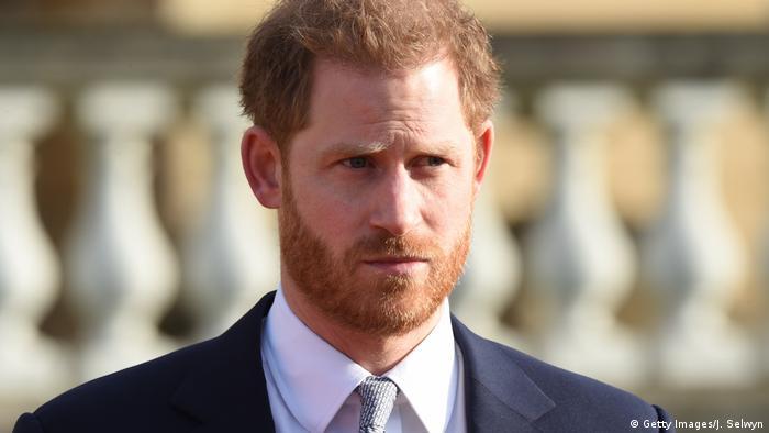 Заявление принца Гарри по ситуации с благотворительными фондами