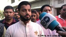 Bangladesch Dhaka | Bürgermeister-Wahl | Ishraq Hossain, Kandidat