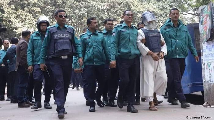 Bangladesch Todesurteil für Harkat-ul Jihad Aktivisten in Dhaka
