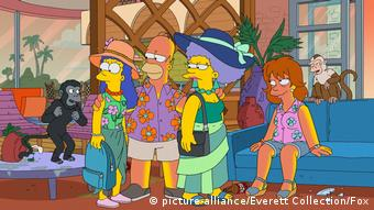 TV-Serie THE SIMPSONS