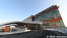 Armenien Flughafen Zvartnoz in Eriwan