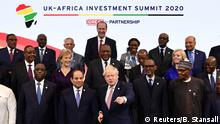 UK - Africa Investment Summit 2020