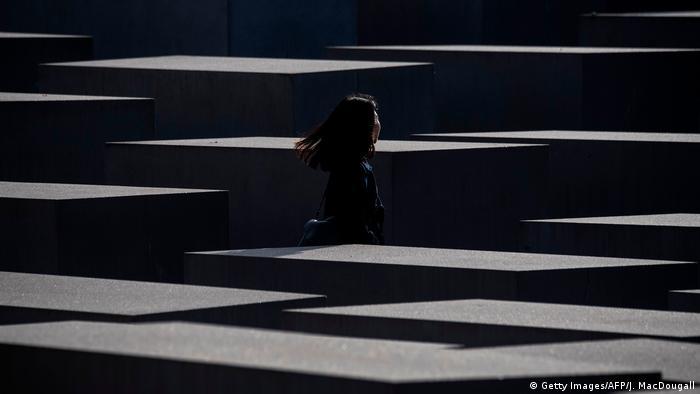 Memorial aos Judeus Mortos da Europa, em Berlim