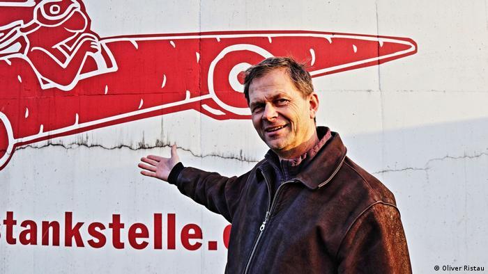 Horst Seide experimentiert mit Biomethan. Er erwartet einen wachsenden Markt