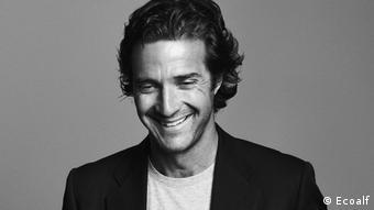 Ecoalf spanische Modemarke Gründer Javier Goyeneche