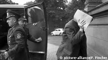 Deutschland 1963 Bundesgerichtshof verhandelt gegen Doppelagenten