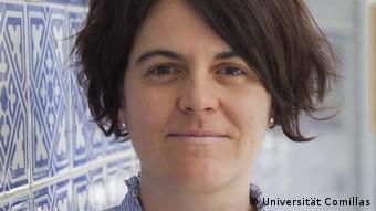 Carmen Valor Modeexpertin Universität Comillas in Madrid