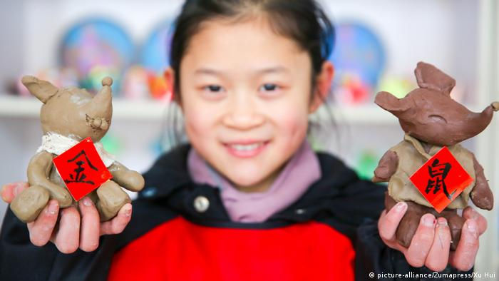 Chinesisches Neujahr in Jiangsu