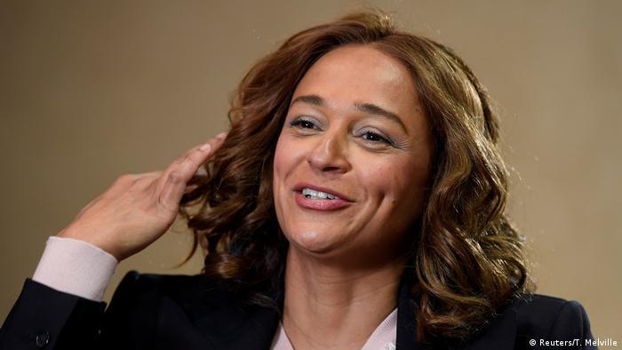 Isabel dos Santos angolanische Investorin (Reuters/T. Melville)