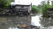 Mosambik Überschwemmungen in Zambezia