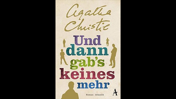 Buchcover | Und dann gab's keines mehr von Agatha Christie
