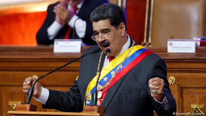 US, Colombia vow to support effort to oust Venezuela's Maduro