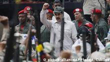 Venezuela Nicolas Maduro ARCHIV