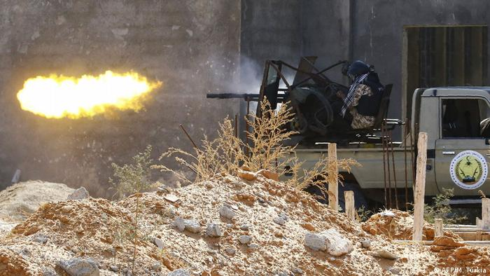 Libyen als Bühne künftiger Kriege
