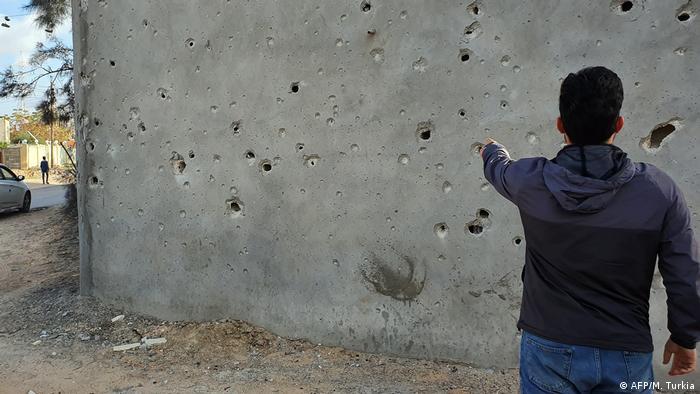 Libyen Konflikt Symbolbild ARCHIV