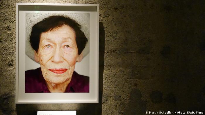 Hannah nació en Berlín en 1928.