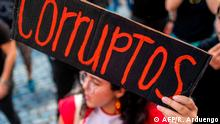 Puerto Rico Erdbeben Protest