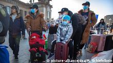 China Coronavirus und Reisen
