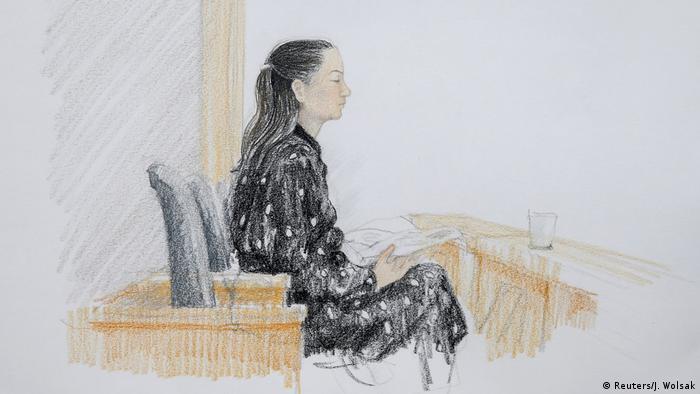 Kanada Gericht beginnt mit Anhörung zur Auslieferung von Huawei-Finanzchefin