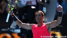 Tennis Australian Open - Erste Runde