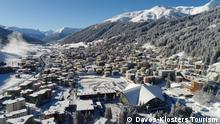 Davos, Stadt, Winter, Stadtansicht, Schweiz