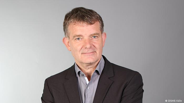 Professor Wilhelm Bloch of the German Sport University in Cologne