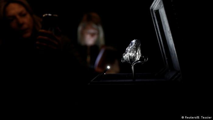Sewelo diamond, the world's second-largest diamond