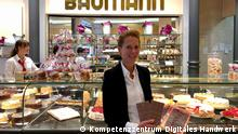 Doris Warnecke - Inhaberin von Café Baumann