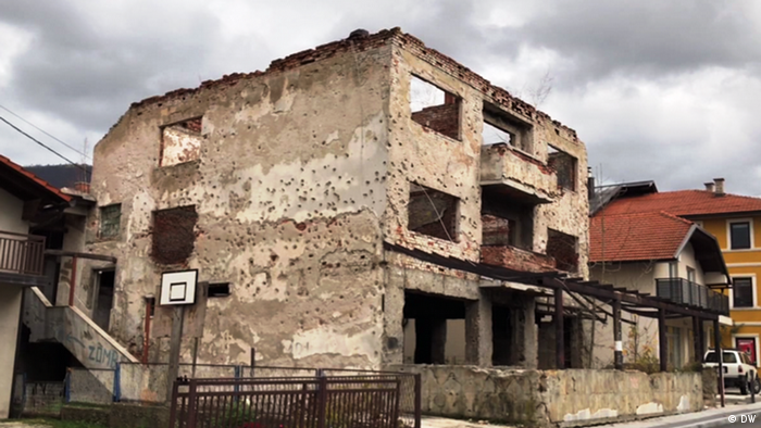 Bosnien und Herzegowina Gornji Vakuf-Uskoplje