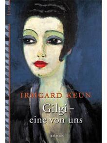 Buchcover Irmgard Keun: Gilgi - eine von uns (List)