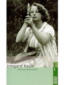 Buchcover Hiltrud Häntzschel: Irmgard Keun (rororo)