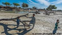 Iran Sistan Beluchistan Flut Überflutung