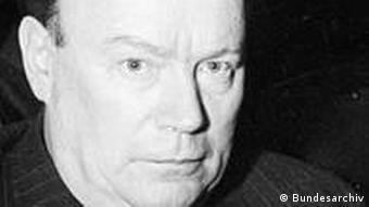 Wilhelm Zaisser, der erste Stasi-Chef 1950 (Foto: Bundesarchiv)