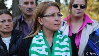 CHP Milletvekili Gülizar Biçer Karaca