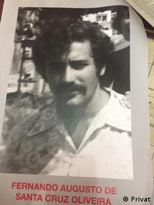 Fernando Santa Cruz desapareceu em 1974