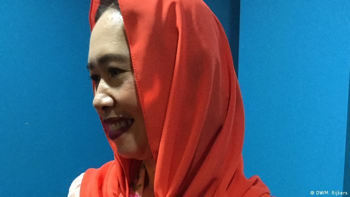 Indonesien Beitrag von Monique Rijkers, Bloggerin (DW/M. Rijkers)