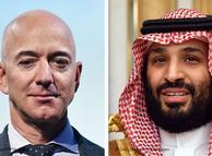 Ein Krimi: Jeff Bezos, sein Telefon und der Kronprinz