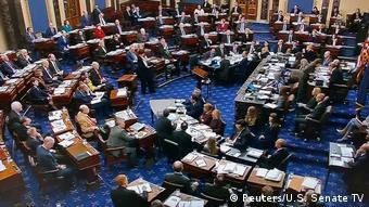 H Γερουσία στις ΗΠΑ ανανεώνεται τακτικά - δύο Γερουσιαστές ανά πολιτεία
