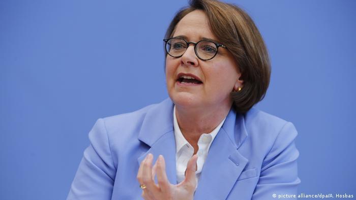 Germany | Berlin | Annette Widmann-Mauz | Beauftragte der Bundesregierung für Migration, Flüchtlinge und Integration