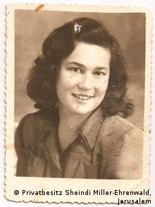 Sheindi Miller-Ehrenwald in 1947