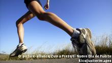 Symbolbild Sport Jogging