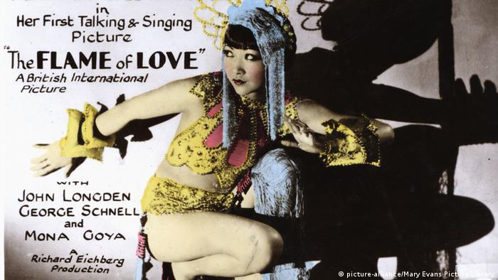 Anna May Wong in The Flame of Love