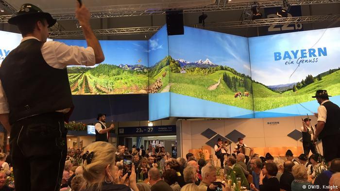 Internationale Grüne Woche 2020 in Berlin   Bayern, ein Genuss