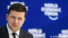 Davos Weltwirtschaftsforum Rede Zelenski
