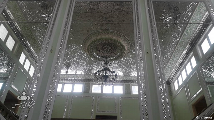 Golestan Gebäude in Teheran NEU (farsnews)