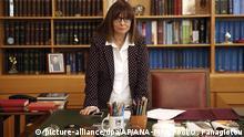 Neue Präsidentin in Griechenland | Ekaterini Sakellaropoulou
