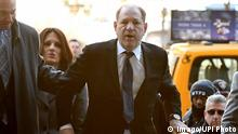 New York Harvey Weinstein Prozess (Imago/UPI Photo)