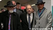 New York Harvey Weinstein Prozess