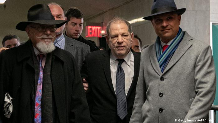 New York Harvey Weinstein Prozess (Getty Images/AFP/J. Moon)
