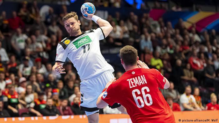 Deutsche Handballer siegen gegen Tschechien